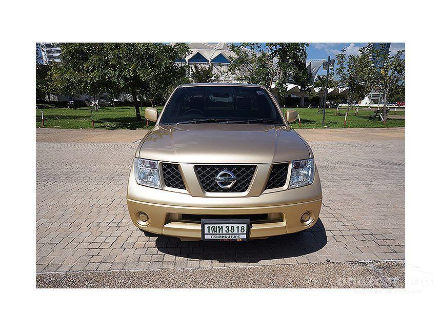 2008 Nissan Frontier Navara XE Pickup