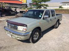 2001 Nissan Frontier 4DR 2.5 MT Pickup
