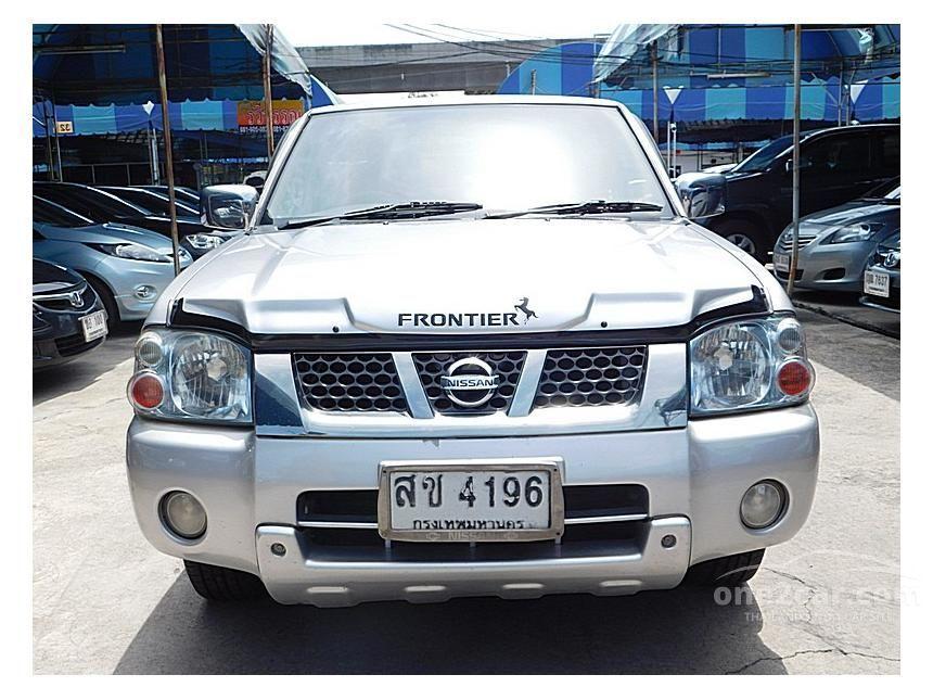 2005 Nissan Frontier TL Pickup