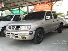 2002 Nissan Frontier 4DR TL 2.7 MT Pickup