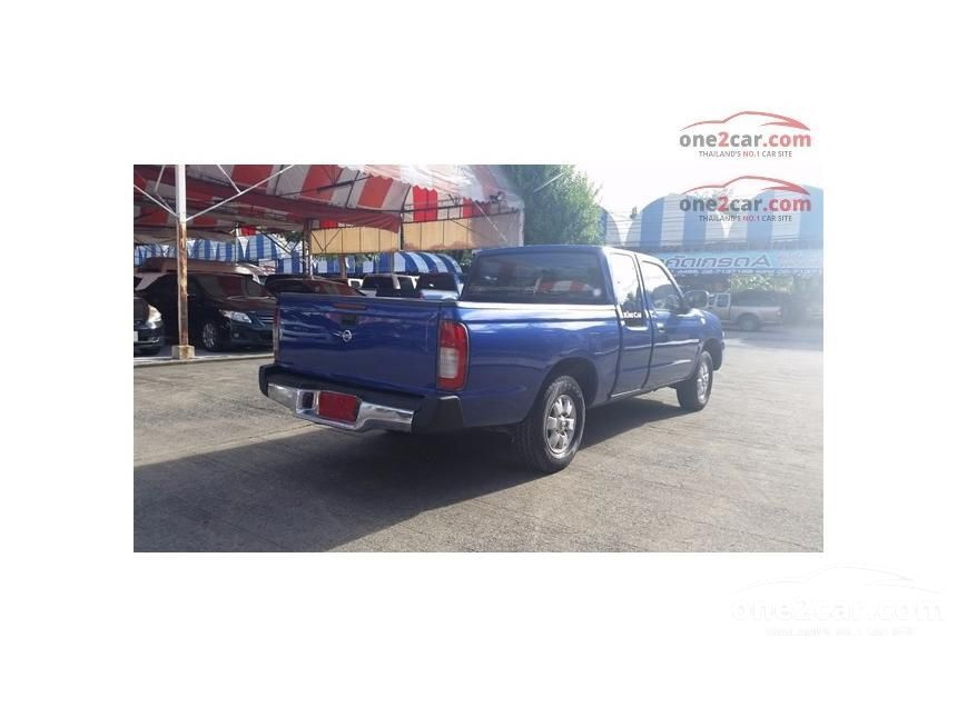 2004 Nissan Frontier TL Pickup