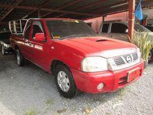 2006 Nissan Frontier KING CAB AL 2.5 MT Pickup