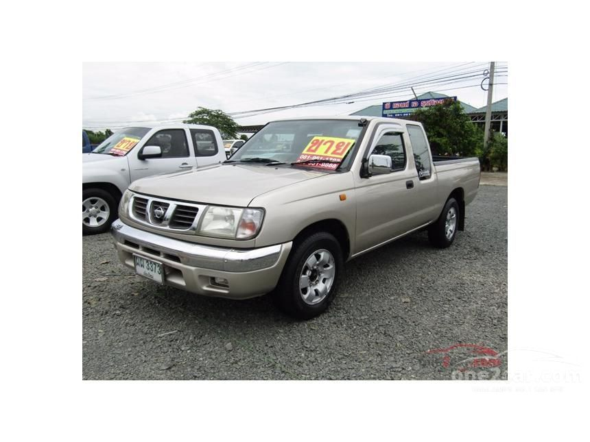 2000 Nissan Frontier TL Pickup