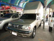 2001 Nissan Frontier KING CAB TL 2.7 MT Pickup
