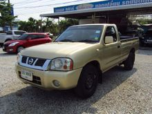 2005 Nissan Frontier SINGLE TX 2.7 MT Pickup