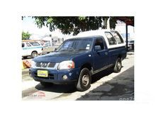 2004 Nissan Frontier SINGLE TXP 2.7 MT Pickup