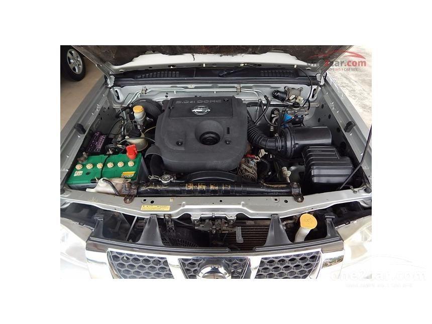 2003 Nissan Frontier ZDi Pickup