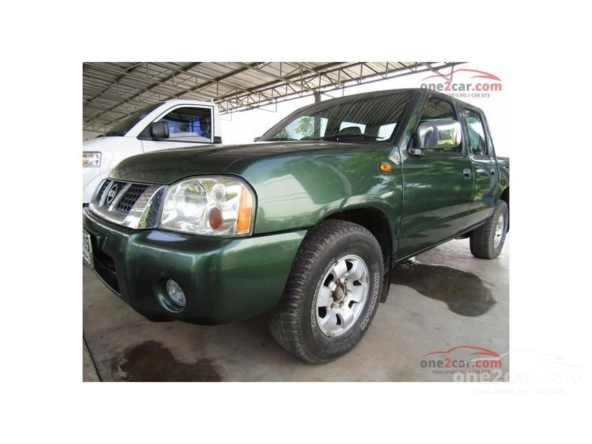 2002 Nissan Frontier ZDi Pickup
