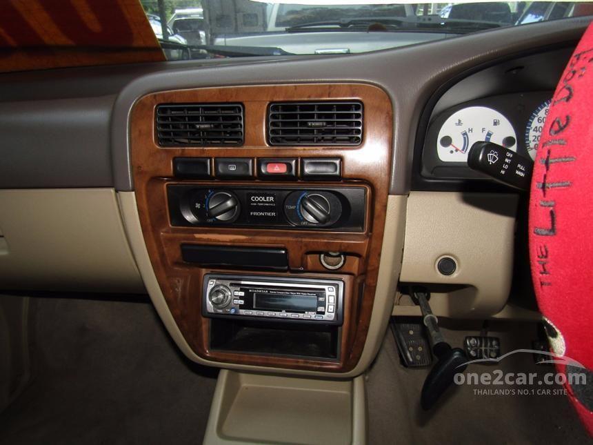 2004 Nissan Frontier ZDi Pickup
