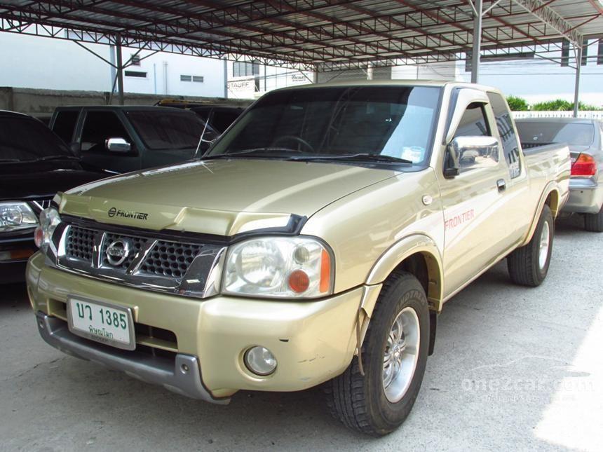 2005 Nissan Frontier ZDi Pickup