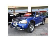 2003 Nissan Frontier 4DR ZDi 3.0 MT Pickup