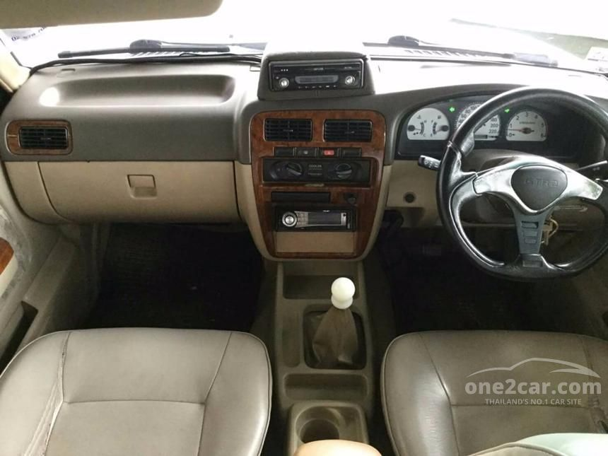 2002 Nissan Frontier ZDi Pickup