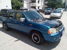 2002 Nissan Frontier 4DR ZDi 3.0 MT Pickup