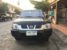 2002 Nissan Frontier KING CAB ZDi-T 3.0 MT Pickup
