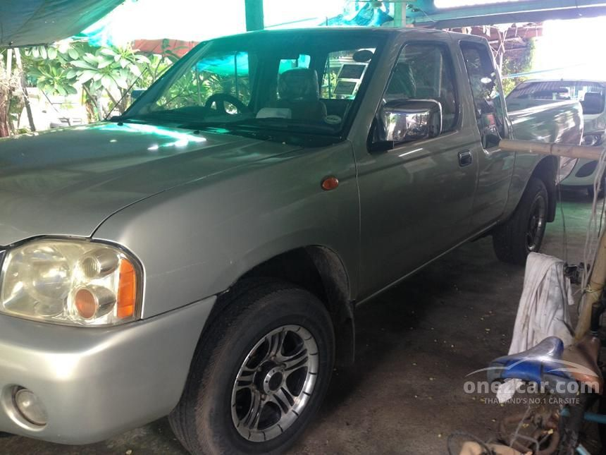 2001 Nissan Frontier ZDi-T Pickup