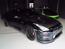 2012 Nissan GT-R (ปี 08-15) R35 3.8 AT Coupe