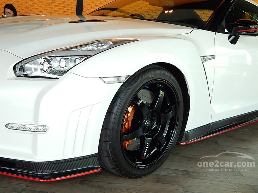 2016 Nissan GT-R R35 Coupe