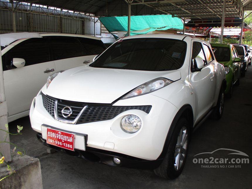 2014 Nissan Juke E SUV