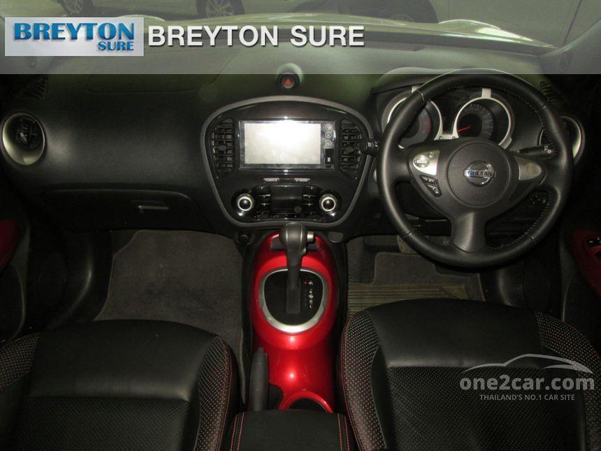 2014 Nissan Juke V SUV