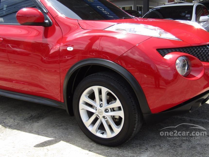 2015 Nissan Juke V SUV
