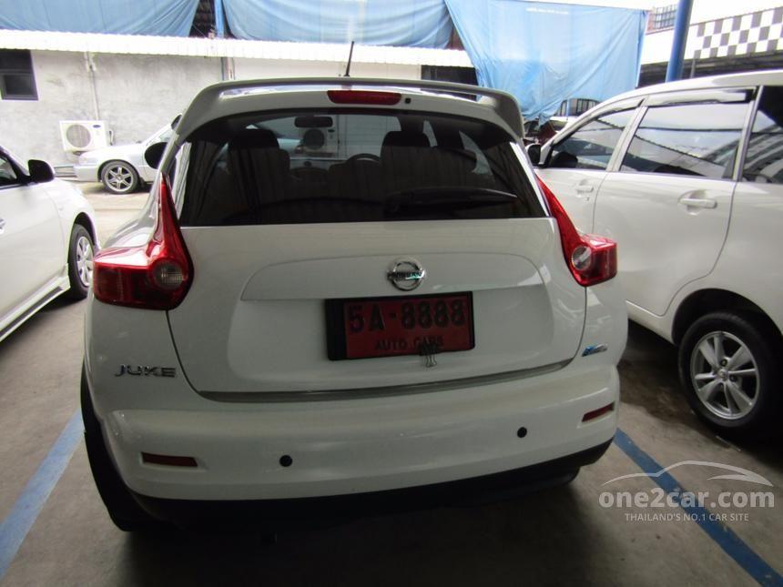 2016 Nissan Juke V SUV