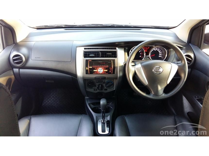 2015 Nissan Livina E SUV