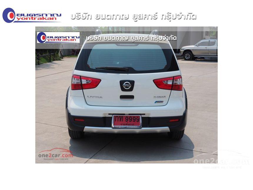 2014 Nissan Livina V SUV