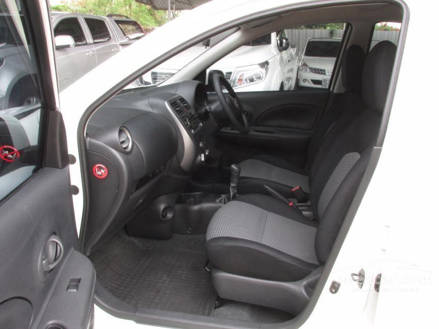 2013 Nissan March E Hatchback