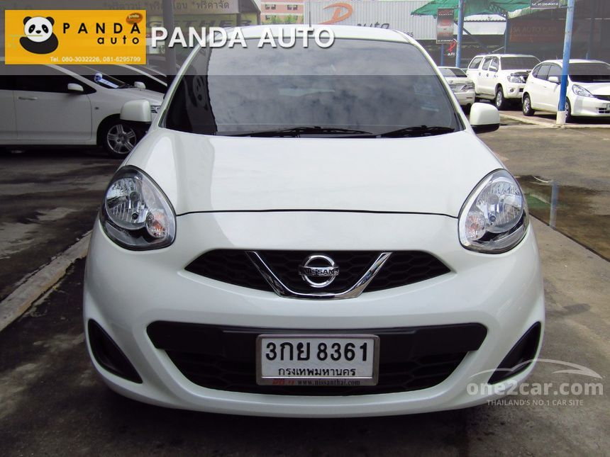 2014 Nissan March E Hatchback