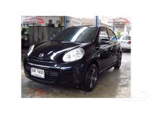 2011 Nissan March (ปี 10-16) E 1.2 MT Hatchback