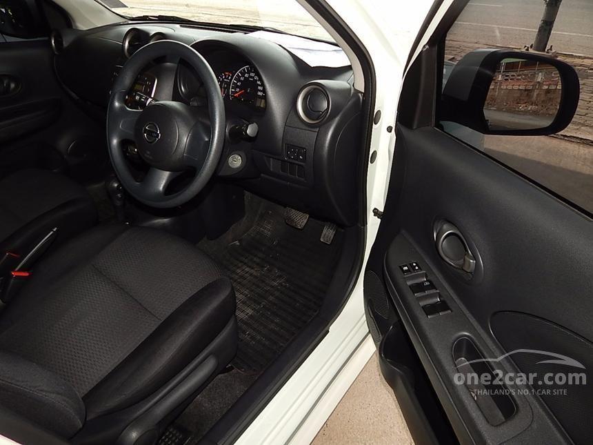 2011 Nissan March E Hatchback