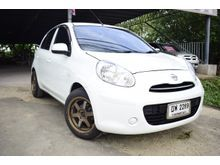 2010 Nissan March (ปี 10-16) E 1.2 AT Hatchback