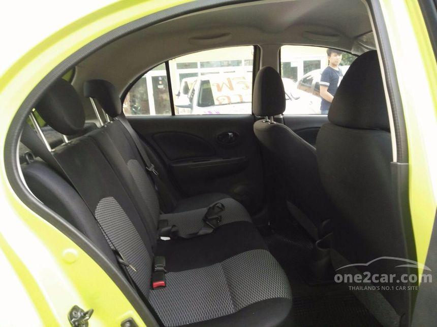 2015 Nissan March E Hatchback