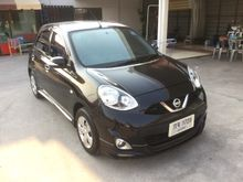 2013 Nissan March (ปี 10-16) E 1.2 AT Hatchback