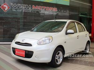 2012 Nissan March 1.2 (ปี 10-16) EL Hatchback AT