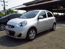 2014 Nissan March (ปี 10-16) E 1.2 MT Hatchback