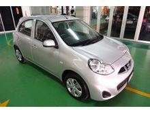 2016 Nissan March (ปี 10-16) E 1.2 AT Hatchback