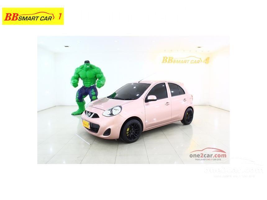 2014 Nissan March E Hatchback