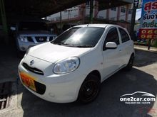 2012 Nissan March (ปี 10-16) E 1.2 AT Hatchback
