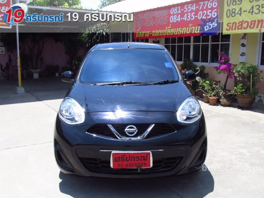 2013 Nissan March E Hatchback