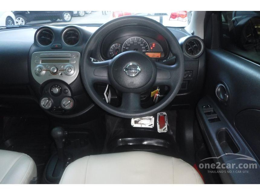 2010 Nissan March E Hatchback