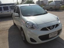 2014 Nissan March (ปี 10-16) E 1.2 AT Hatchback