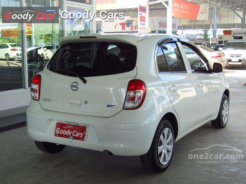 2012 Nissan March E Hatchback