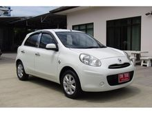 2012 Nissan March (ปี 10-16) E 1.2 MT Hatchback