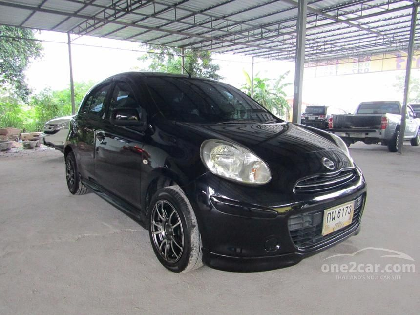 2011 Nissan March E Hatchback