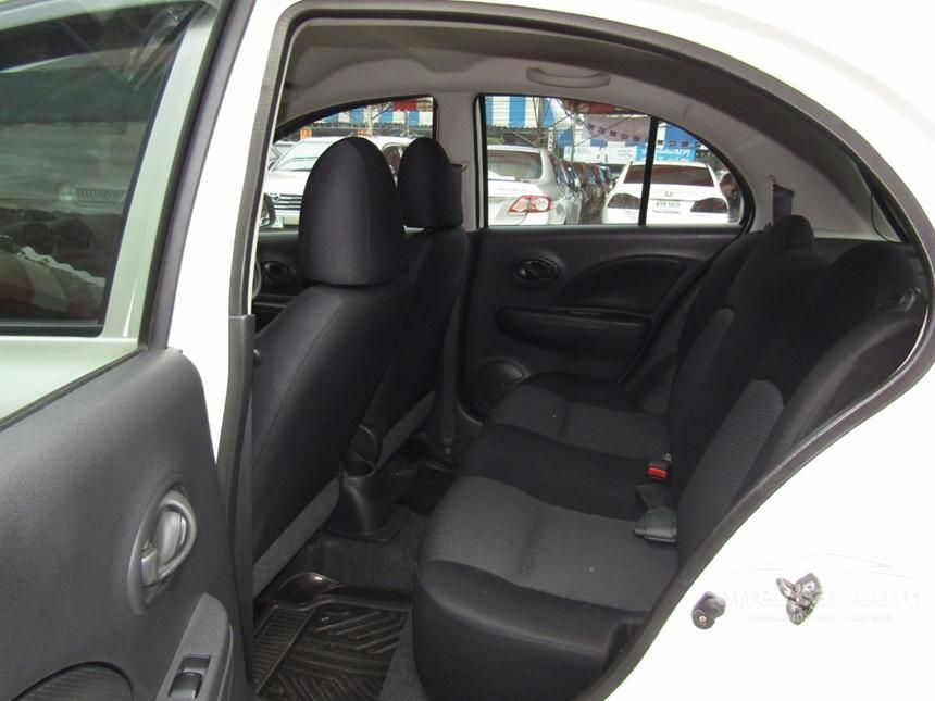 2012 Nissan March EL Hatchback
