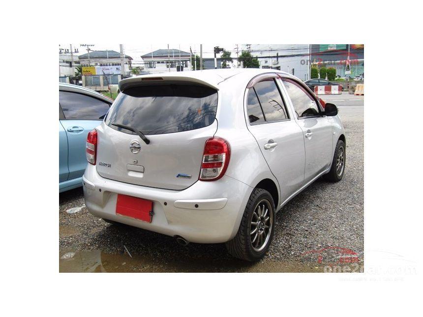 2011 Nissan March EL Hatchback