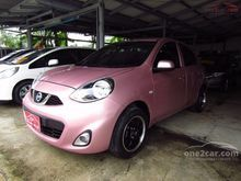 2014 Nissan March (ปี 10-16) EL 1.2 AT Hatchback