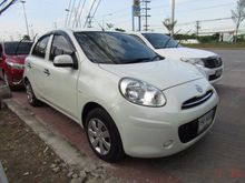 2013 Nissan March (ปี 10-16) EL 1.2 AT Hatchback