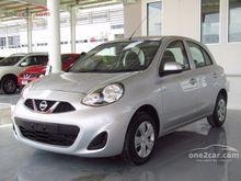 2016 Nissan March (ปี 10-16) EL 1.2 AT Hatchback